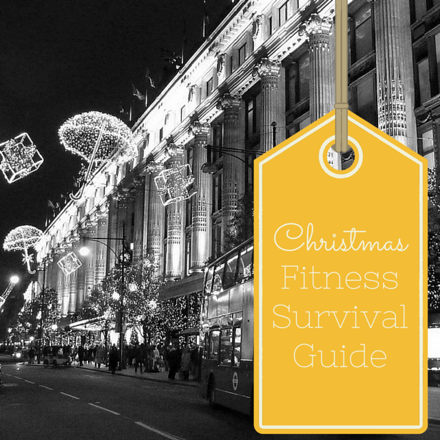 Christmas Fitness Survival Guide
