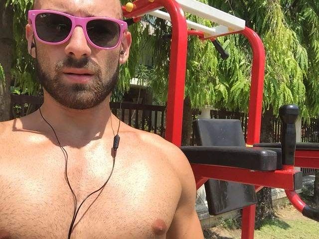 Phil Hawksworth - Lessons from a Cambodia Bodybuilding gym
