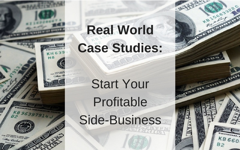 start your profitable side business